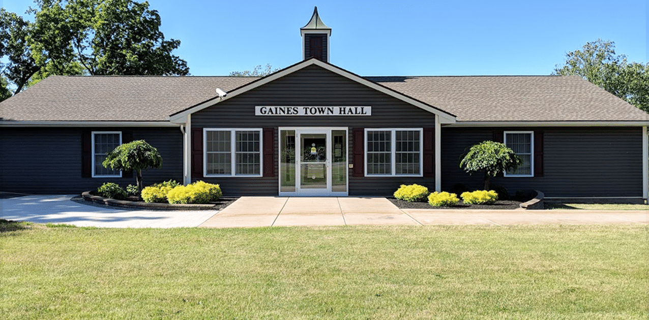 Town Hall - Gaines